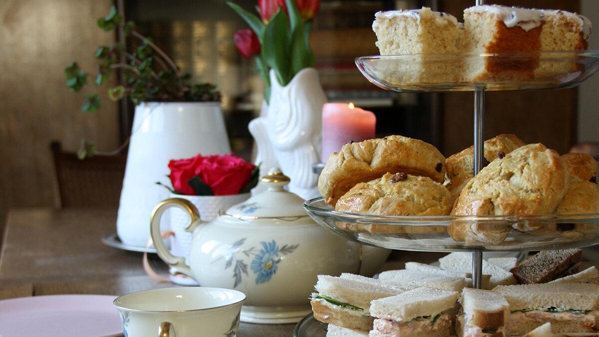 Rezept für Cream Tea: England für zu Hause