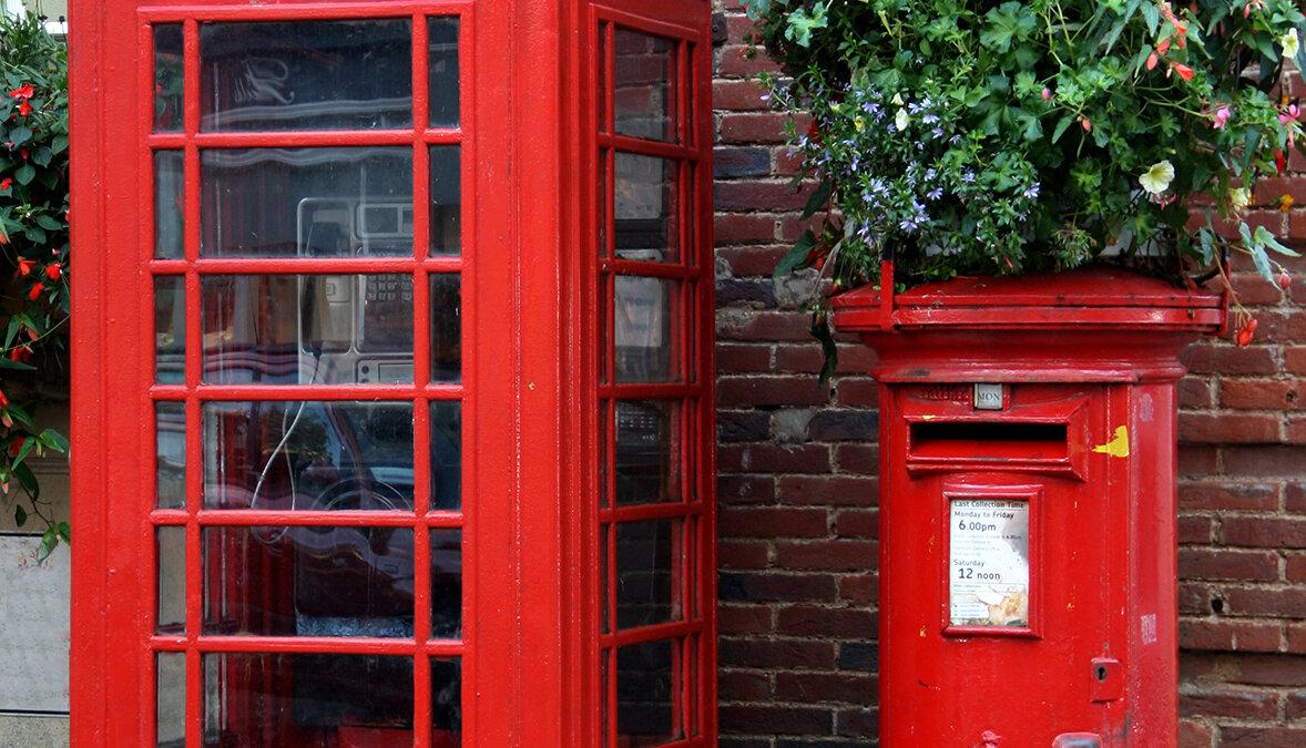 Wie du dir Großbritannien nach Hause holst – Teil 1