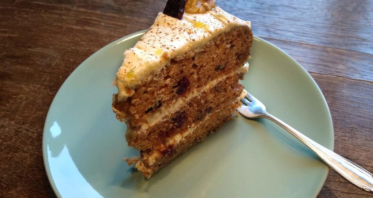 Teatime – Rezept für (veganen) Carrot Cake